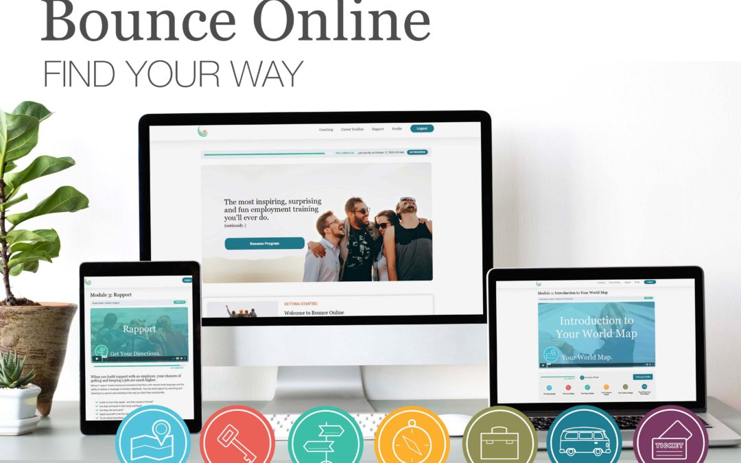 Bounce Online – The Key To Finding Work After COVID